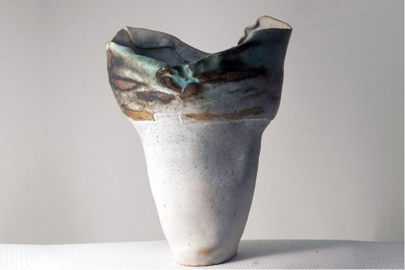 """""""Papillon"""" Vase"""